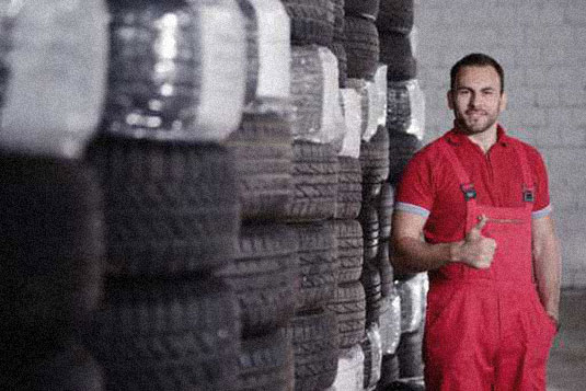neumáticos garantia de calidad