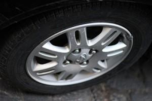 ruedas coche en madrid